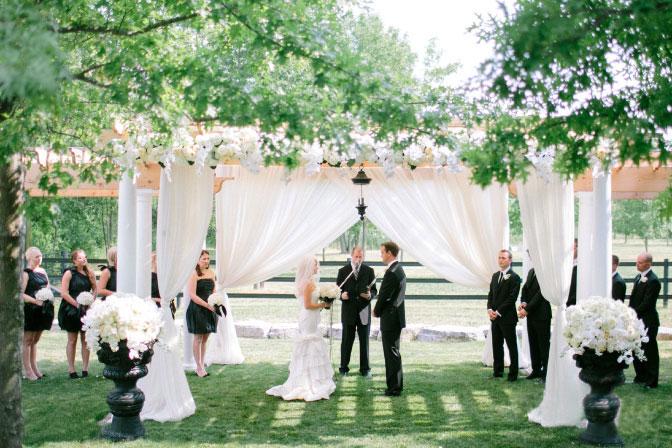 选择草坪婚礼新人需要注意些什么