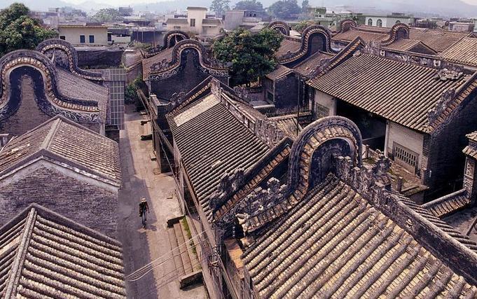 是珠三角中心广府文化的杰出代表.
