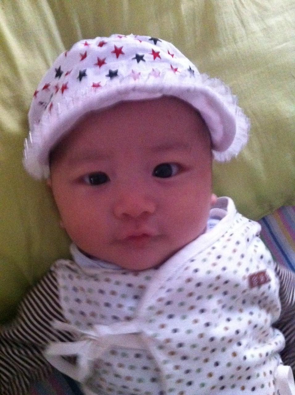 【家有萌宝】第5期 大眼睛宝宝—杜品文