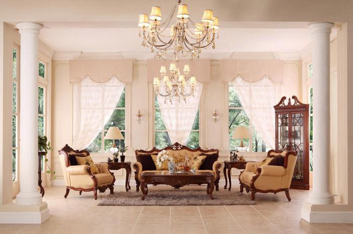 大风范欧式家具——地道男人味