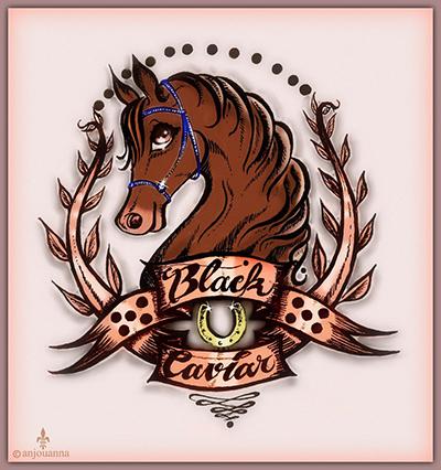 十二生肖主题纹身之【马纹身】