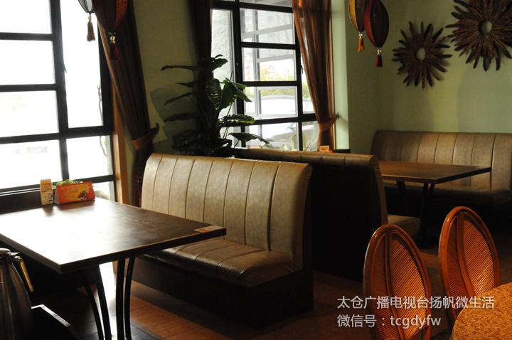 【美食】源泰东南亚风味餐厅太仓海运堤店